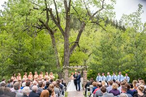 Wedgewood Weddings Boulder Creek
