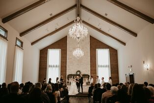 Hidden Pines Chapel | Hurst