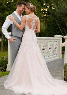 Stella York 6401 A-Line Wedding Dress