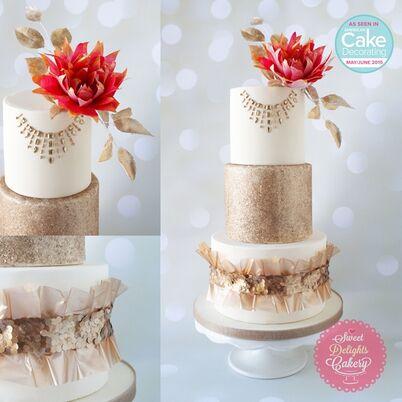 Wedding Cakes Oxford Mi