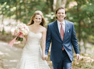 When Ryan Duffield (27 and an attorney) met Jamie Loeks (also 27 and an attorney) during their first year of law school at the University of Michigan,