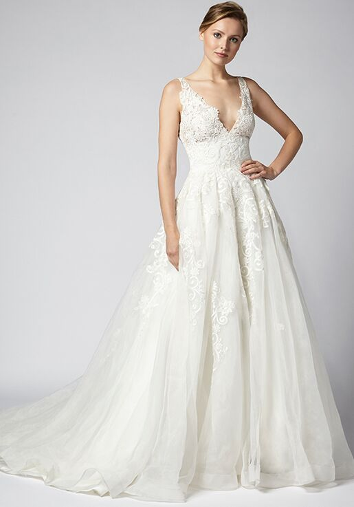 Henry Roth For Kleinfeld Erinn Wedding Dress The Knot