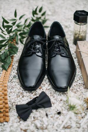 Formal Black Dress Shoes