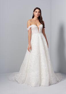 Lucia by Allison Webb 92008 CARINA Ball Gown Wedding Dress