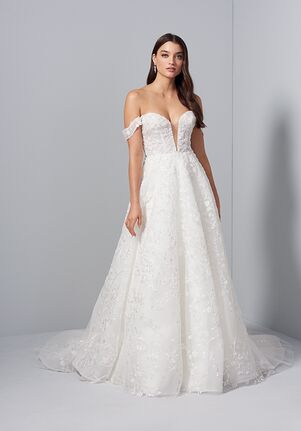 Lucia by Allison Webb 92008 CARINA Ball Gown Wedding Dress