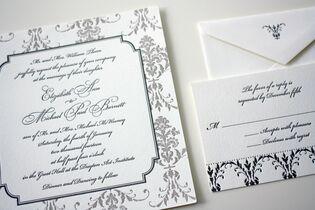 Invitations Paper in Cincinnati OH The Knot