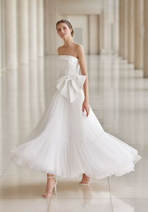 Aire Barcelona UMBER Ball Gown Wedding Dress