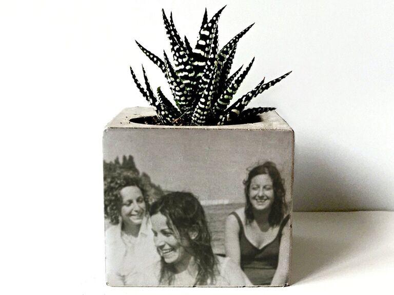 Photo planter