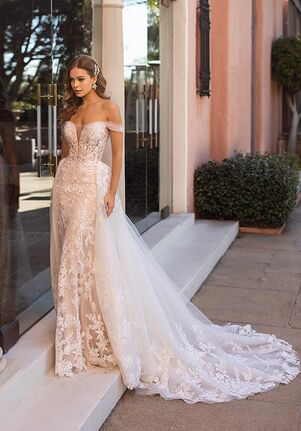 Val Stefani ZIA Mermaid Wedding Dress