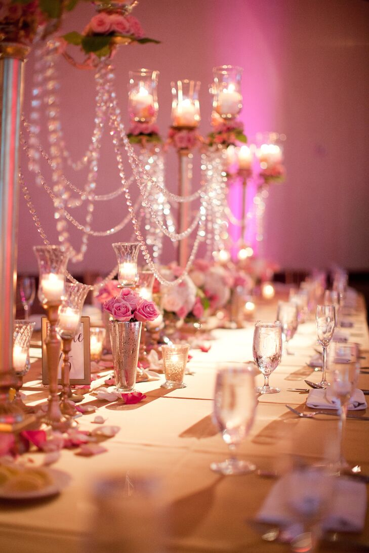 Decorative Crystal Bead Garlands
