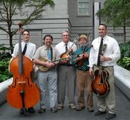 Washington, DC Bluegrass Band | The Knuckle Dusters