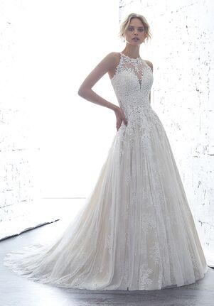 AF Couture: A Division of Morilee by Madeline Gardner Kayleigh/1702 Ball Gown Wedding Dress