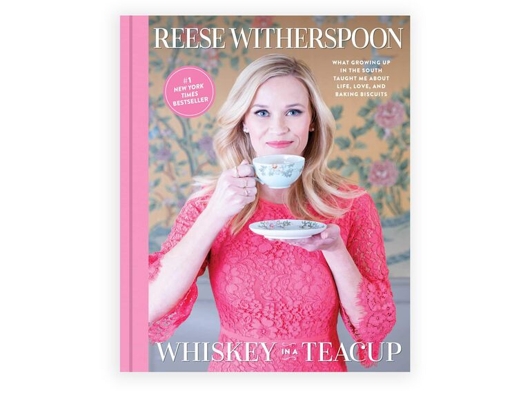 Whiskey in a Teacup by Reese Witherspoon cookbook