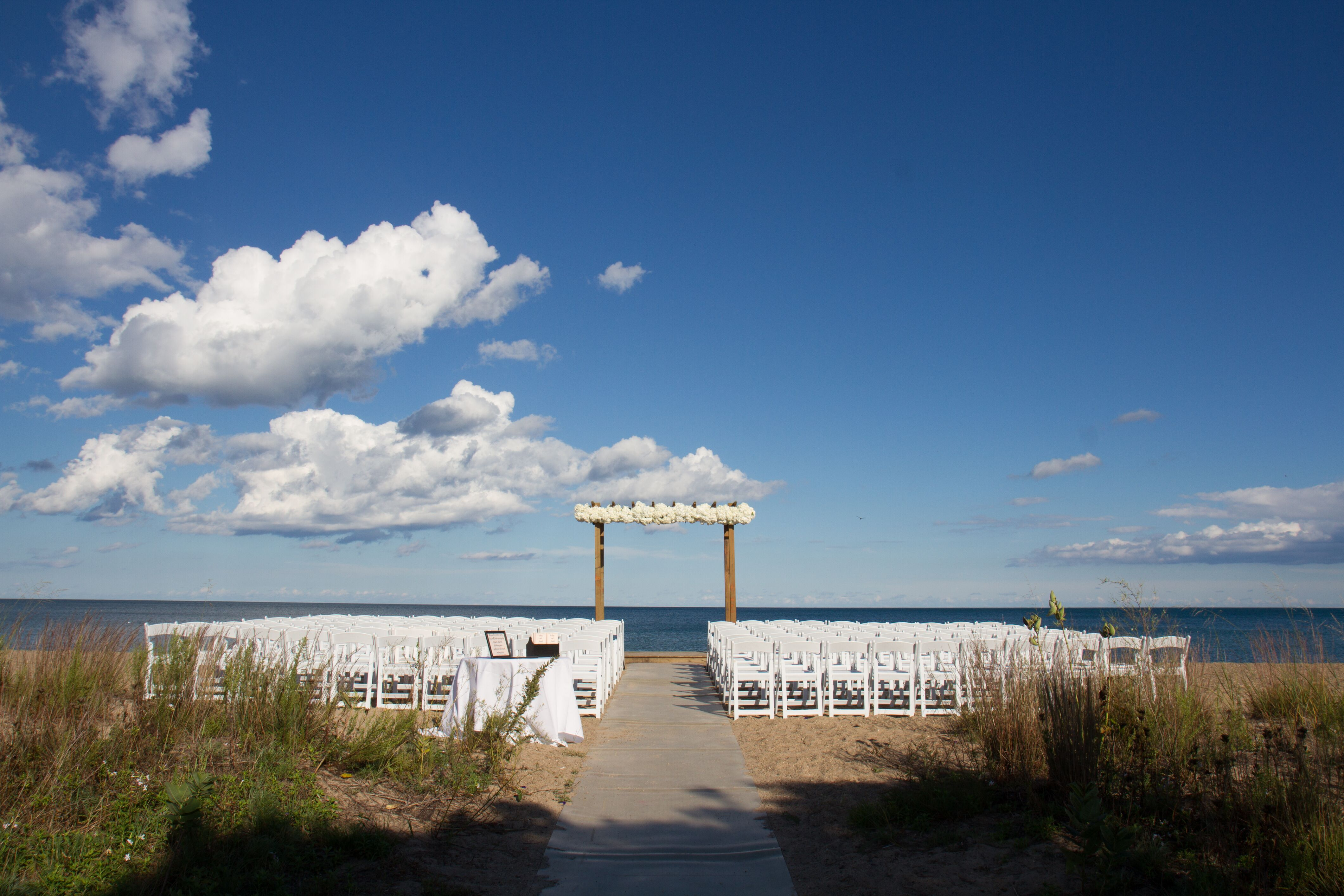 Beach Resort Reception Venues Zion Il
