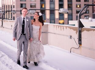 New Year's Eve is filled with glitz and glamour, but Allie Anguiano (29 and a genetic counselor) and Mark Er