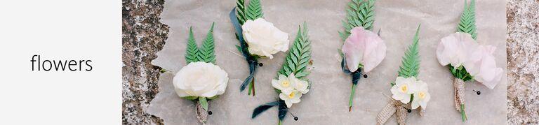 wedding flower vendors with principles