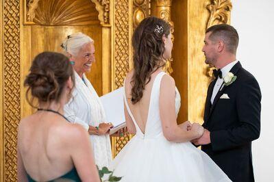 Irene Swain, Non-Denominational Minister/Wedding Offici