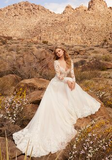 Morilee by Madeline Gardner Reagan | 2078 Ball Gown Wedding Dress