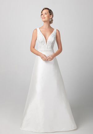 Michelle Roth for Kleinfeld Silamar Wedding Dress