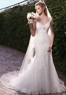 Casablanca Bridal 2135 Mermaid Wedding Dress