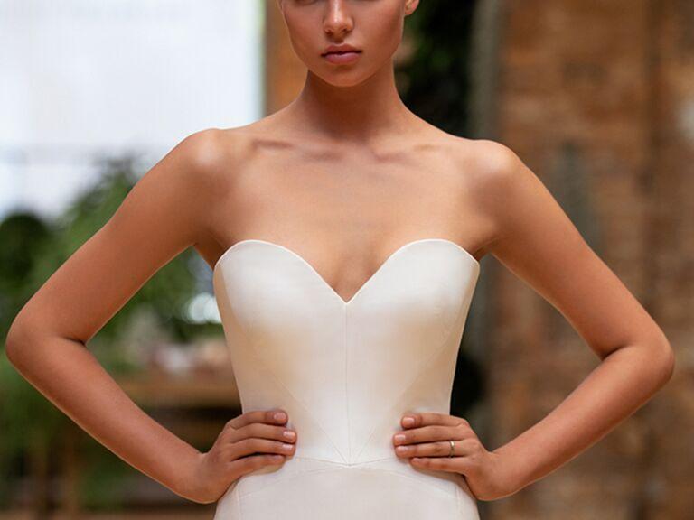 Zac Posen for White One wedding dress