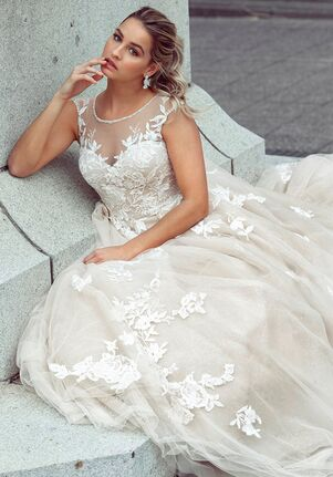 Mia Solano M1767Z | Delanie Ball Gown Wedding Dress