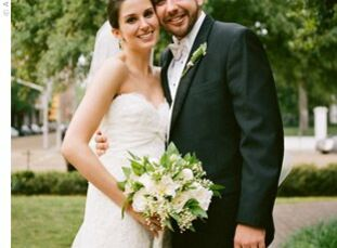 Sara Jane and Jeff met after college when they were both living in the same town. A mutual friend who had been in dental school with Sara Jane and was