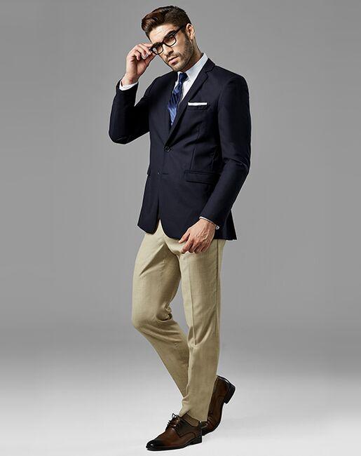 Generation Tux Oxford Navy Blazer Blue Tuxedo