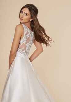 Moonlight Tango T844 A-Line Wedding Dress