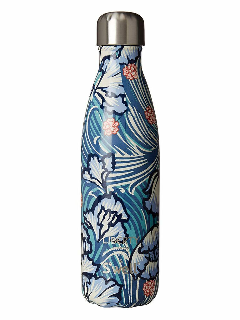Liberty Fabrics x S'well Kyoto water bottle gift for wife