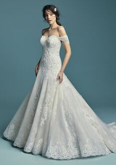 Maggie Sottero Gail A-Line Wedding Dress