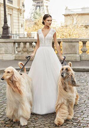 Rosa Clará TIMBAL A-Line Wedding Dress