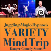 Rochester, NY Magician | Variety Mind Trip - Comedy