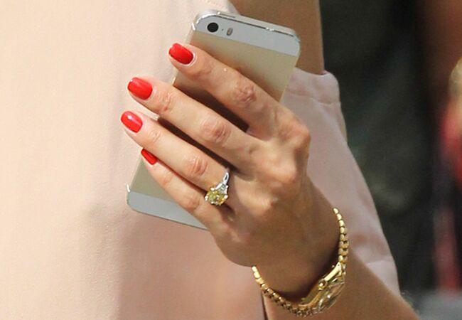 Beau Olivia Palermo Engagement Ring