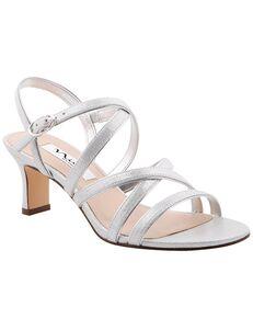 Nina Bridal Genaya_Silver Silver Shoe