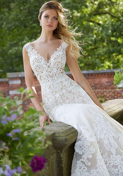 Morilee by Madeline Gardner Penelope Mermaid Wedding Dress