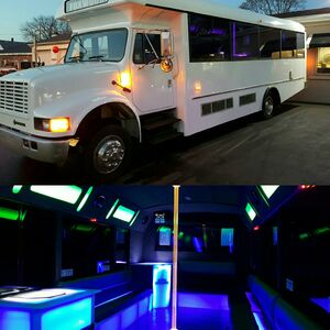 Walpole, MA Party Bus | Above the rest