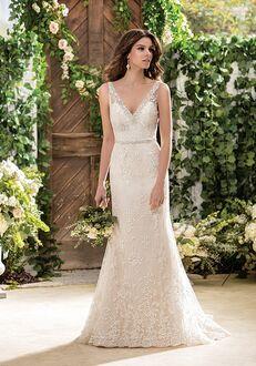 Jasmine Collection F181055 Mermaid Wedding Dress