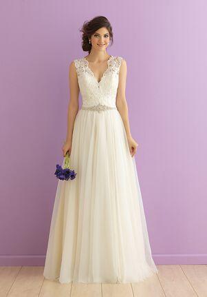 Allure Romance 2912 A-Line Wedding Dress