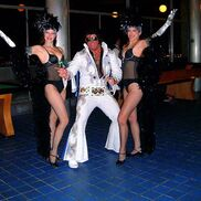 "Port Saint Lucie, FL Elvis Impersonator | Keith ""King"" Gipson"