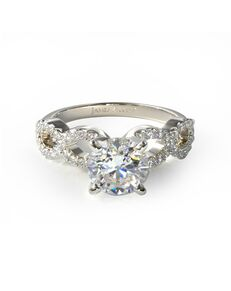 James Allen Glamorous Princess, Asscher, Cushion, Emerald, Heart, Marquise, Radiant, Round, Oval Cut Engagement Ring