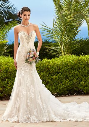 KITTYCHEN Couture MARTINA, H1618 Mermaid Wedding Dress