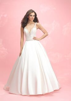 Allure Romance 3051 Ball Gown Wedding Dress