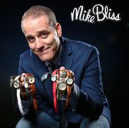 Branson, MO Comedy Magician | Mike Bliss - 'Master Of Variety'