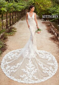 KITTYCHEN MARIANA, H1950 Mermaid Wedding Dress