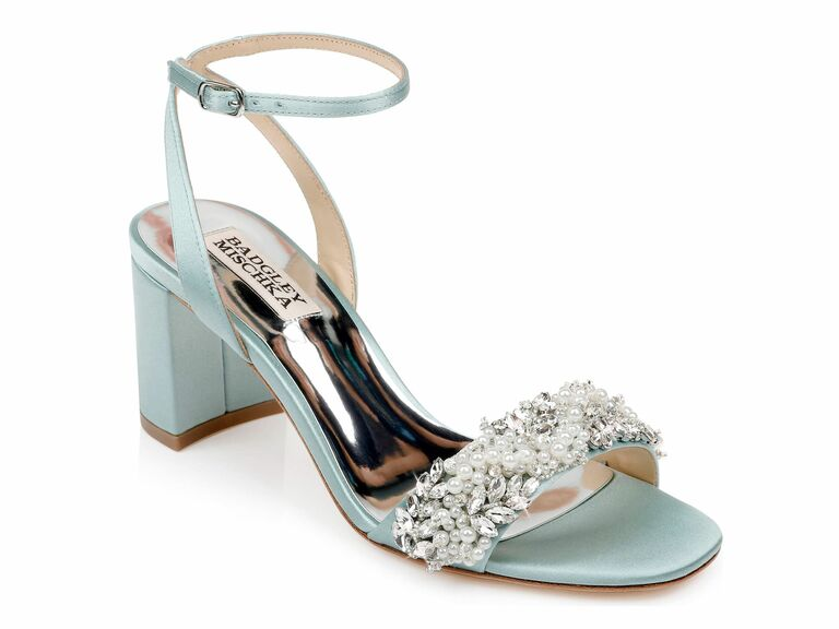 The 22 Best Blue Wedding Shoes