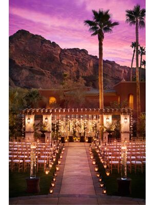 Courtesy Of Montelucia Resort And Spa The Knot