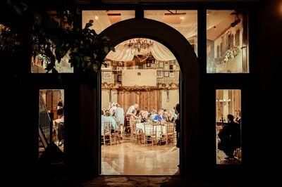 Tuscan Hall & Veranda Room