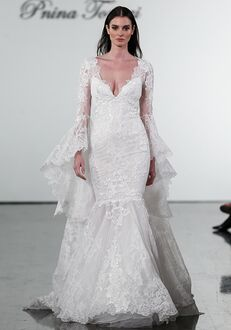 Pnina Tornai for Kleinfeld 4708 Mermaid Wedding Dress