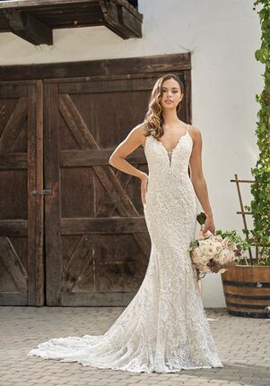 Jasmine Couture T212004 Mermaid Wedding Dress